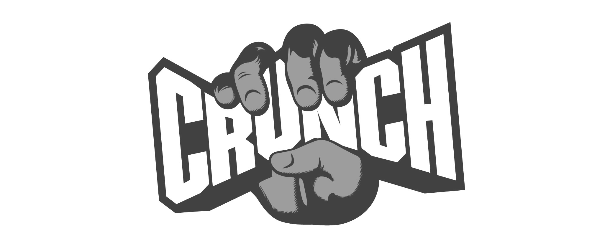 Crunch Gym, Client Logo,