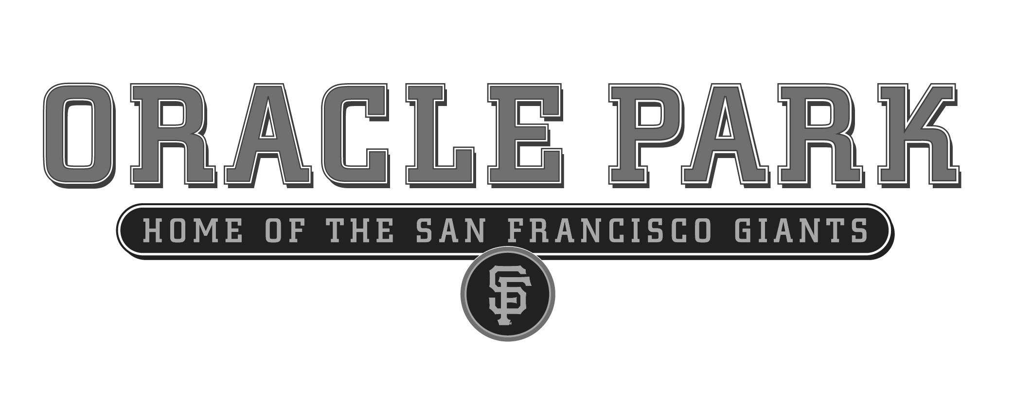 Oracle Park, SF, Client Logo,